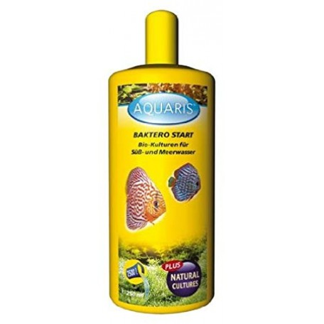 AQUARIS Baktero Start - Bakterienkulturen - 250 ml