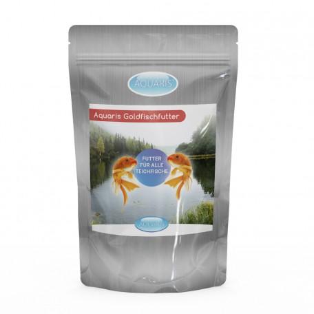 AQUARIS Goldfischfutter 500g / 1,5 mm