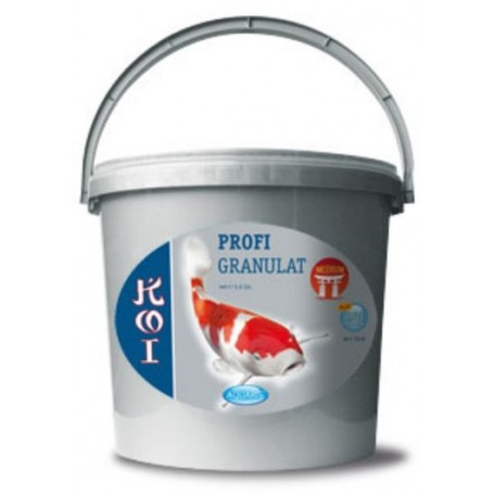 AQUARIS Koi Profigranulat Medium - 1960g / 5,6 L