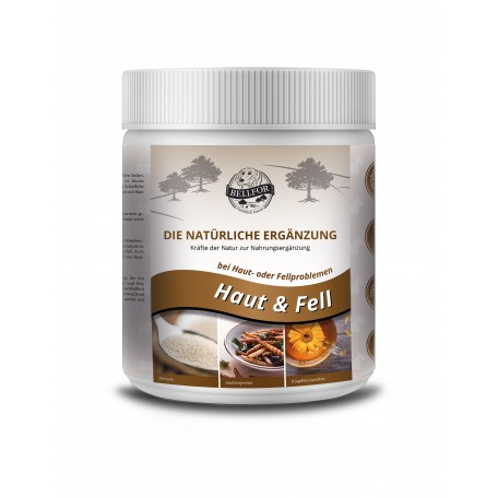 Haut & Fell - Pulver - 250g